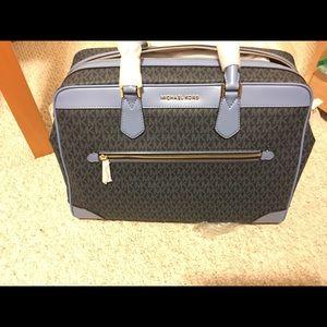Michael Kors Bags Duffel Bag French Blue Brand New